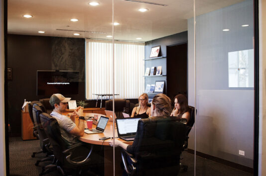 meaning in your work office meeting