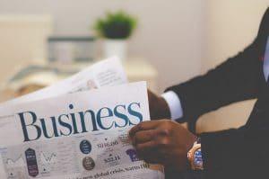 executive presence newspaper