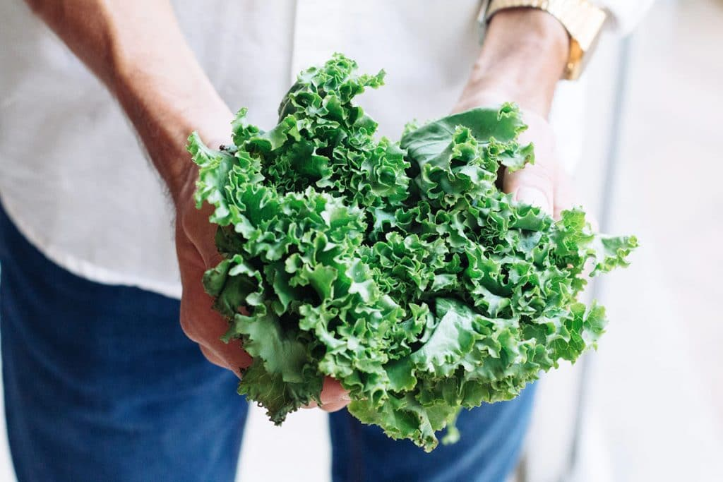 kale is a superfood