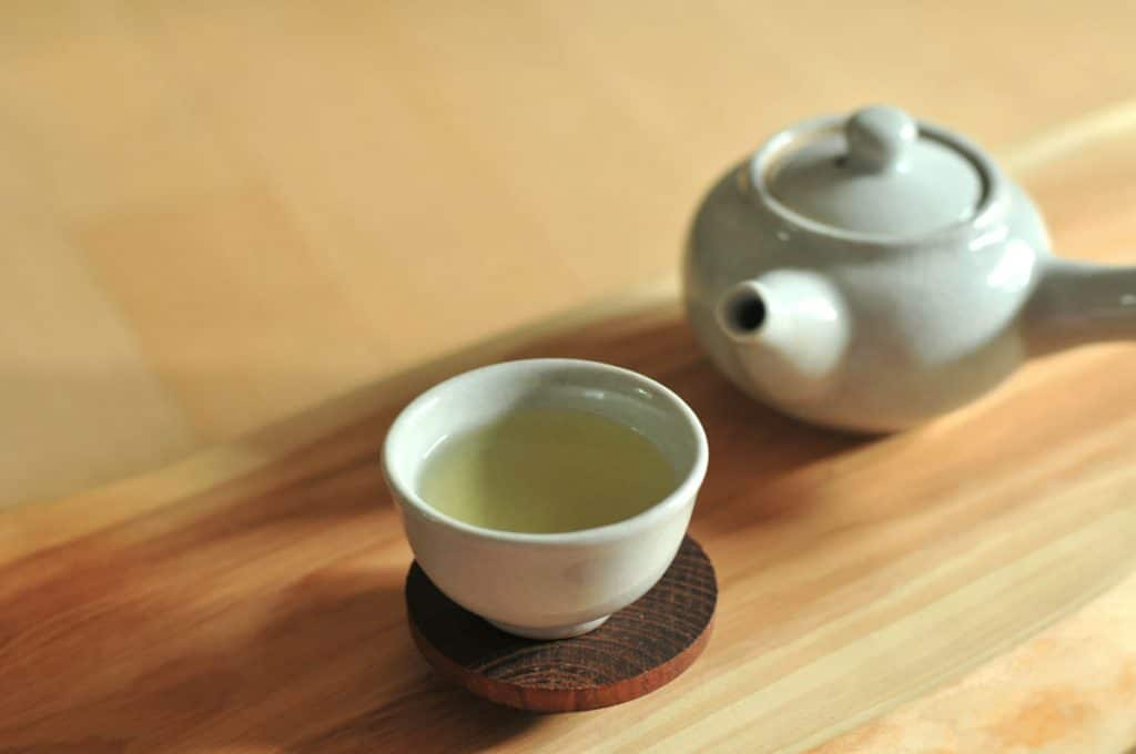 green tea  the best food for your brain
