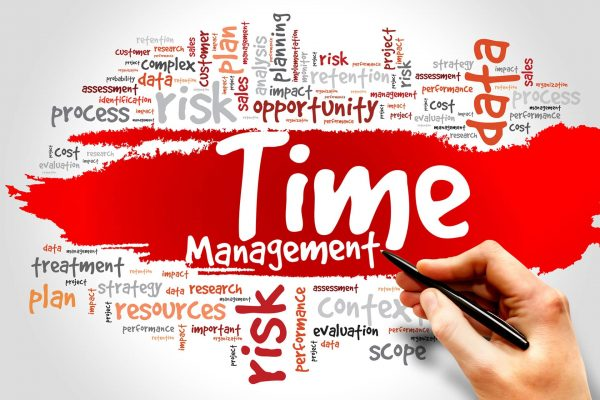 time management skills success